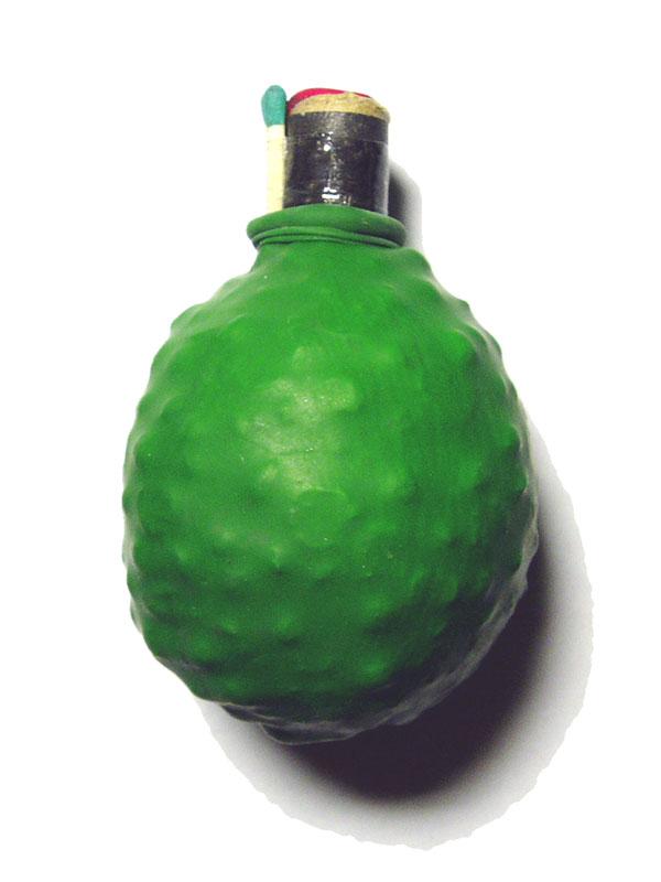 Страйкбольная граната своими руками из шарика